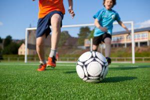 משחקי כדורגל ליום הולדת בנים