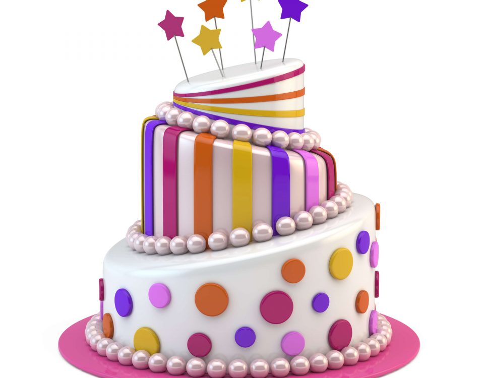 עוגות לימי הולדת